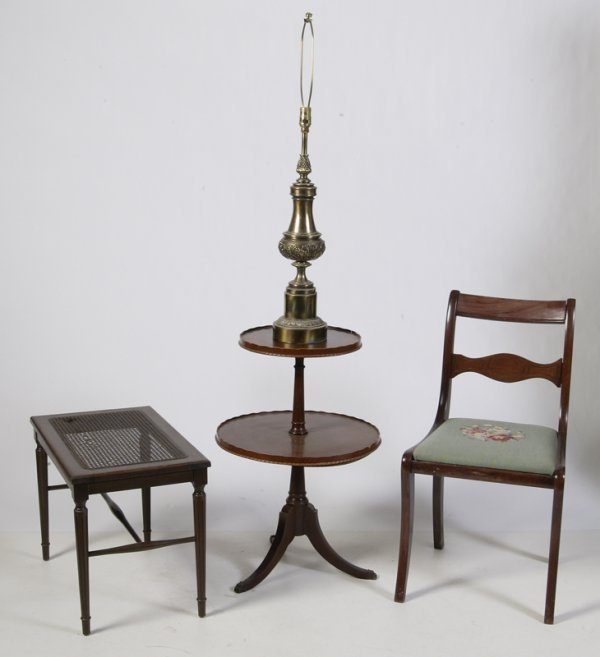 638: Four Piece Furniture Collection