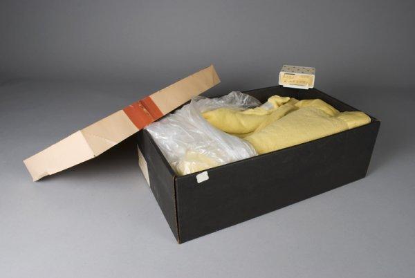 89: Vintage Sears Electric Blanket in Original Box