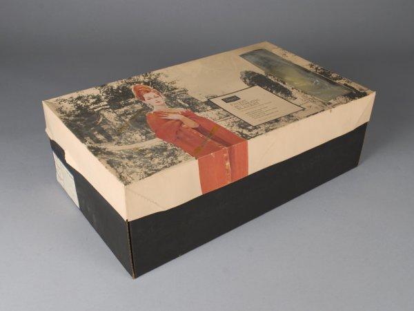 89: Vintage Sears Electric Blanket in Original Box - 2