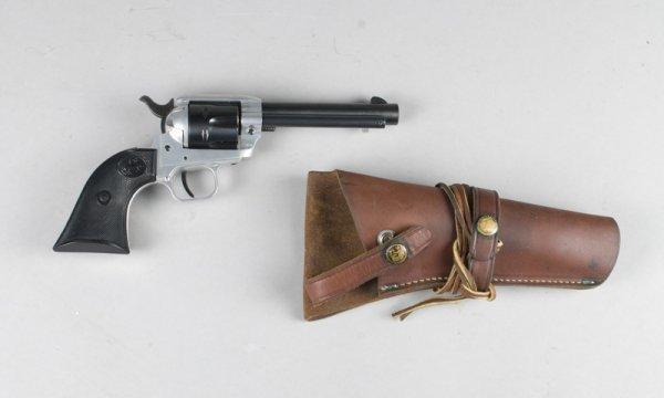 223: Colt Single Action Frontier Scout 22 LR