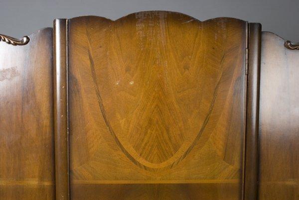 515: Circa 1960's Art Deco Wardrobe - 6
