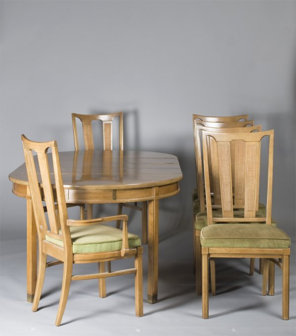 517: Mid-Century Modern Dining Set