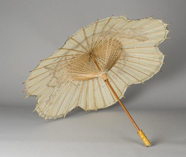 9: Oriental Paper Umbrella