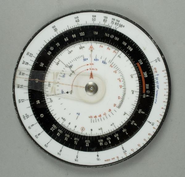 2: Vintage German Altitude Gauge