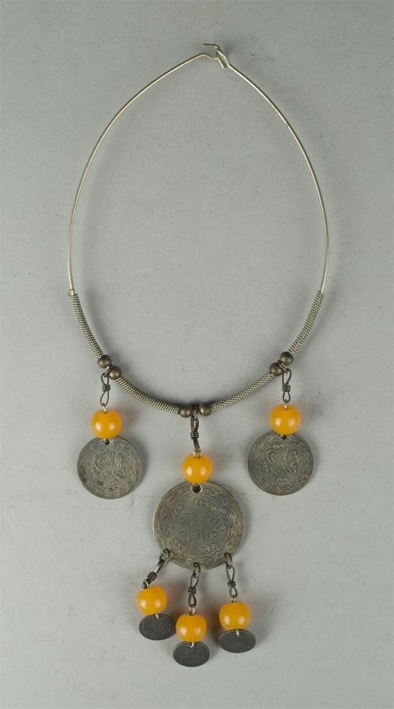 8: Vintage Chinese Necklace