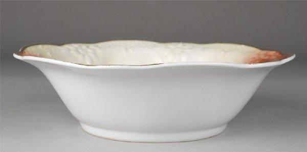 11: Vintage Carl Teilsch German Porcelain Bowl