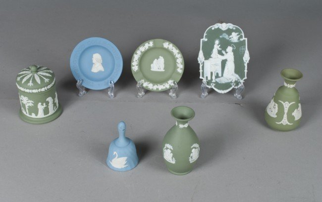 4: Collection of (6) Wedgwood Articles
