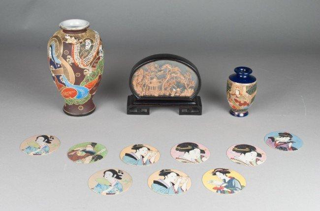 16: (12) Japanese Decorative Articles
