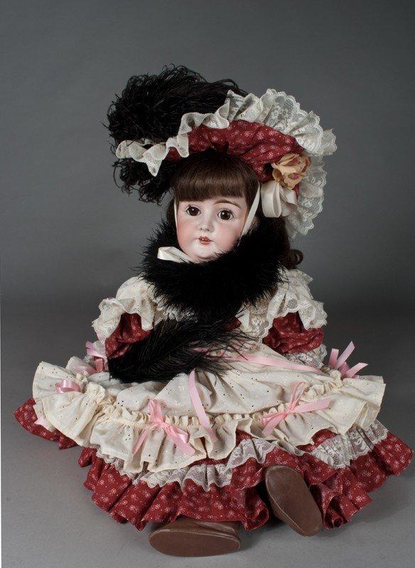 103: Kestner German Porcelain Child Doll