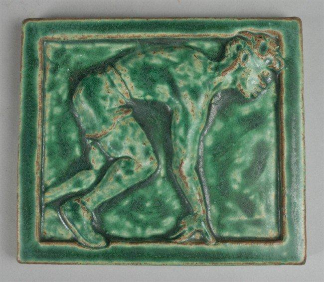 4: Pewabic Pottery Tile