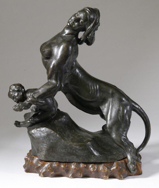 439: Antonio G. Lanzirotti, Bronze