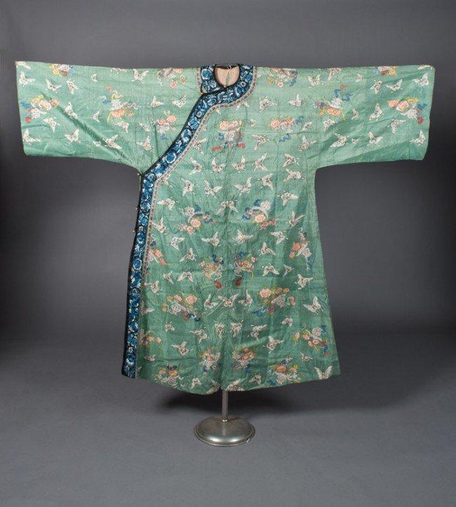 22: A Fine Chinese Guangxu Summer Robe