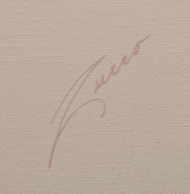 412: Richard Zucco, Oil or Acrylic Painting on Canvas  - 2
