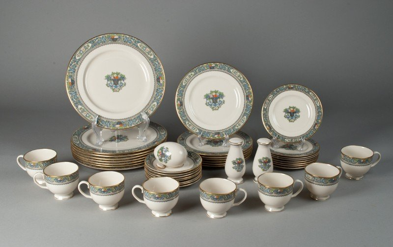 73: (42) Piece Lenox China~Autumn