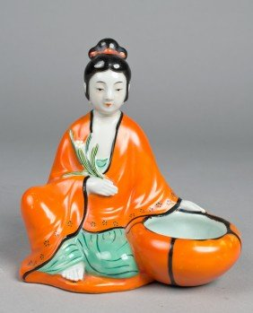 Japanese Porcelain Censer
