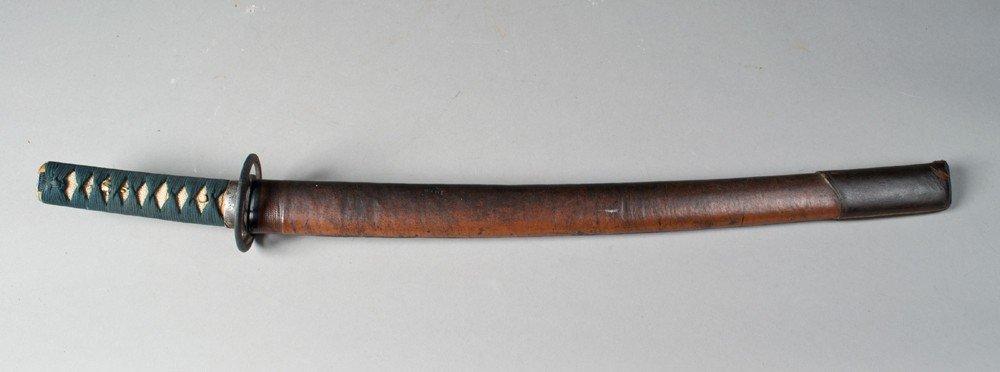 714: Japanese Pilot Sword