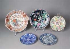 699: (5) Japanese Porcelain