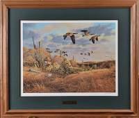 553 John Wilson Limited Edition Hunting Print