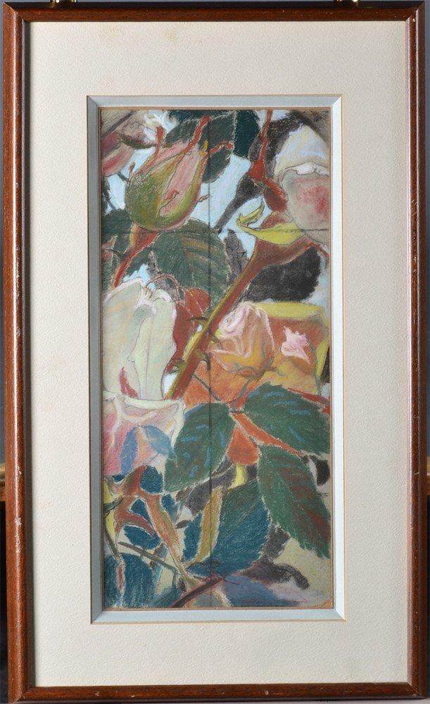 504: Stanislas Wyspianski,  Pastel on Paper
