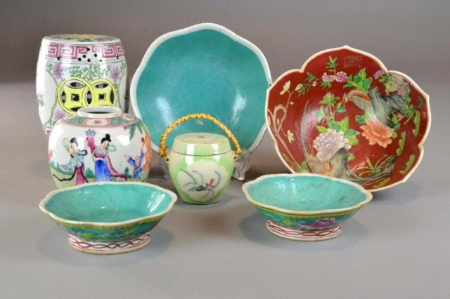 (7) PIECES OF CHINESE PORCELAIN