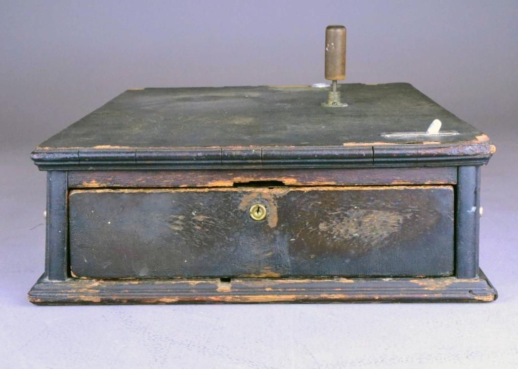 Antique Indiana Cash Drawer