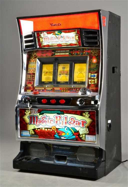 Magic Slot Machines
