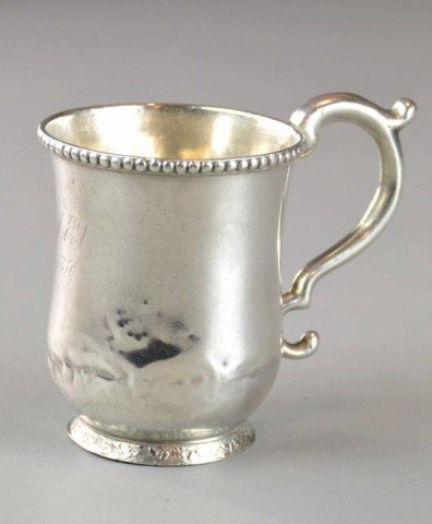 SOUTHERN STERLING SILVER CHILD'S CUP
