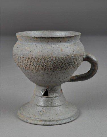 4: Kyongju Shilla Kiln Pottery Cup