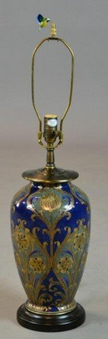 9: Chinese or Japanese Porcelain Vase