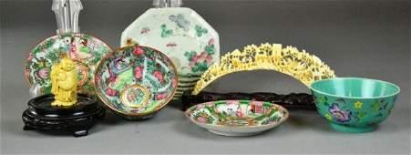 68 9 Piece Ivory  Porcelain