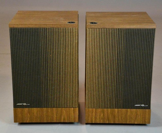 bose 501 speakers. 697: pr. bose 501 series lll speakers