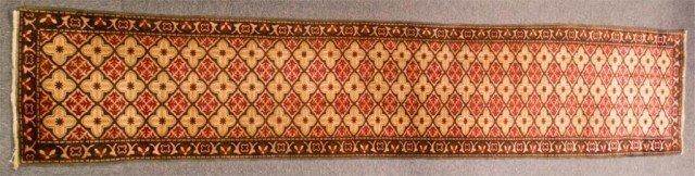 986: A Fine Turkman Runner