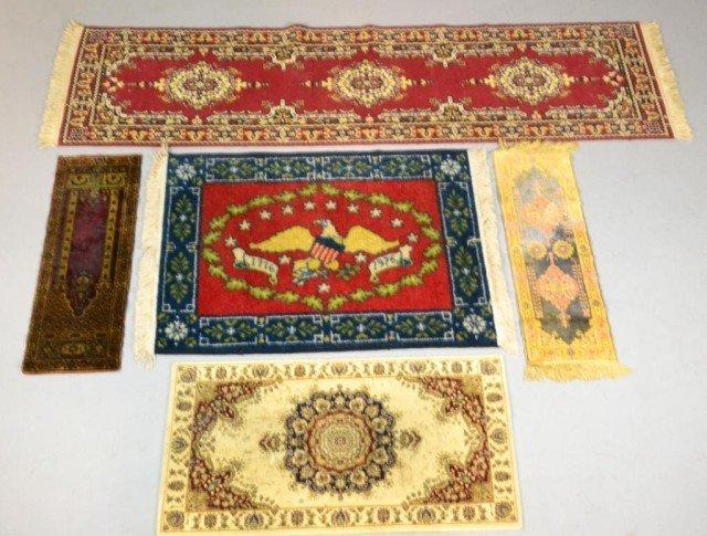 993: (5) Persian Textiles