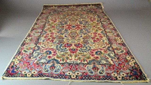 999: Oriental Prayer Rug