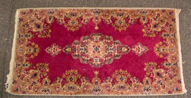 1000: A Fine Karastan Area Rug