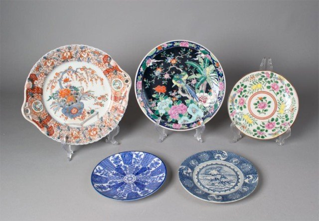 11: (5) Japanese Porcelain