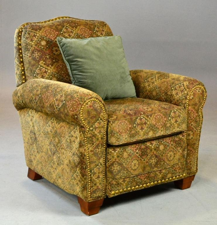 473: Rustic-style Side Chair Lazy-Boy