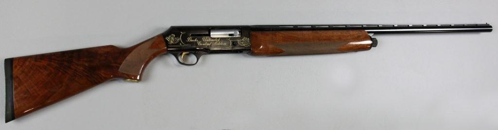 142: Browning Ducks Unlimited A5 Shotgun