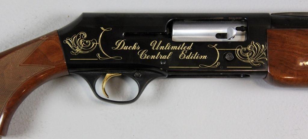 142: Browning Ducks Unlimited A5 Shotgun - 3