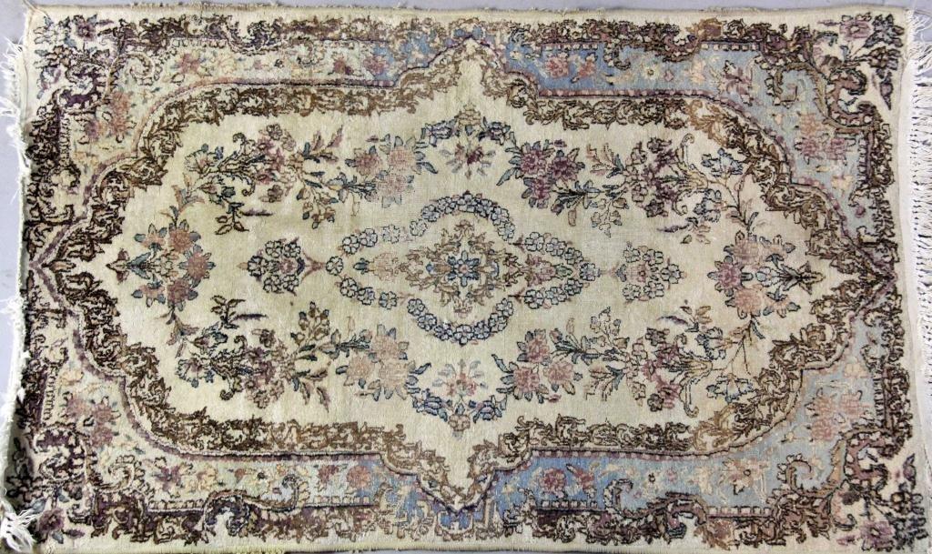 563: Oriental Wool Prayer Rug