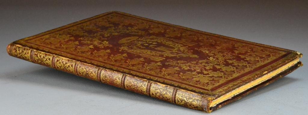 2: 17th Century Papal Blotter Book