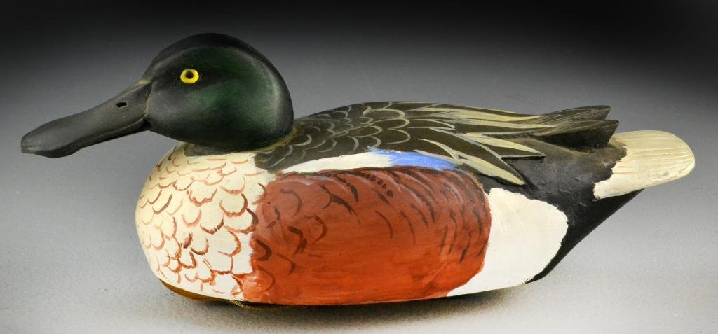 190: (2) Woodson Roddy Duck Decoys - Signed - 4