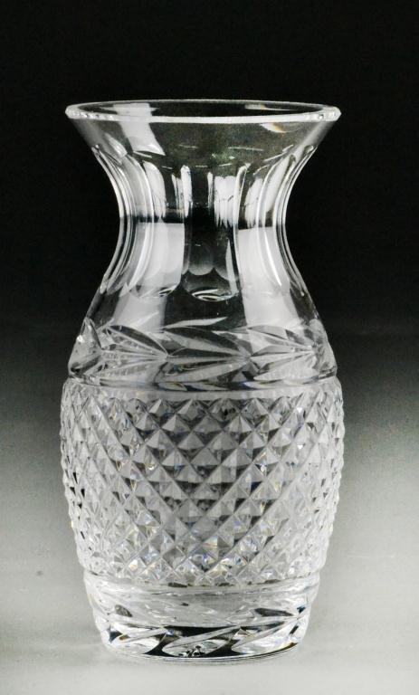 642: Waterford Crystal Vase