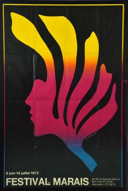 8: Roman Cieslewicz Art Deco Poster