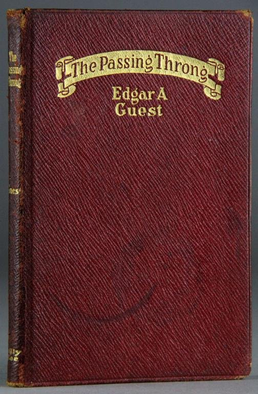 (11) Ogden Nash, Edgar Guest, Poems Etc. - 4