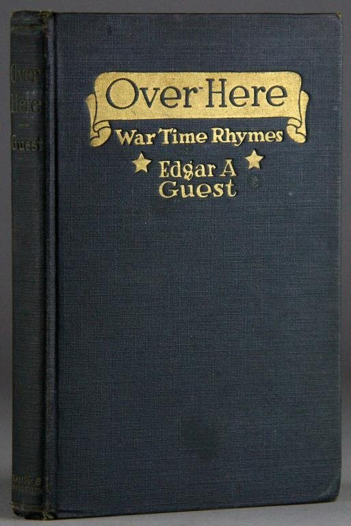(11) Ogden Nash, Edgar Guest, Poems Etc. - 6