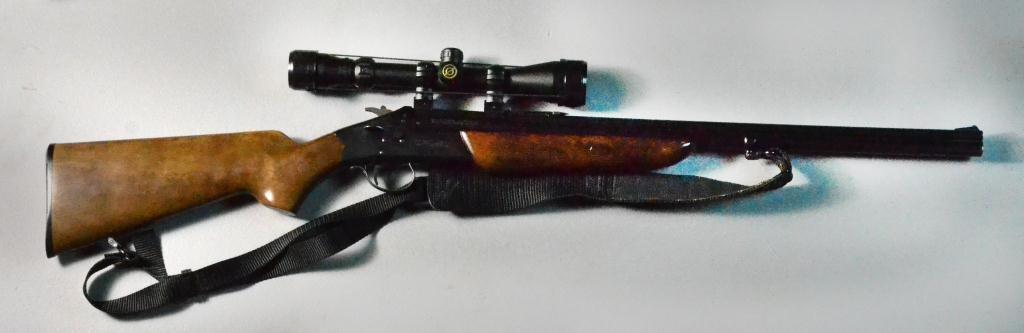Savage Arms  410ga-22LR Over/Under Rifle