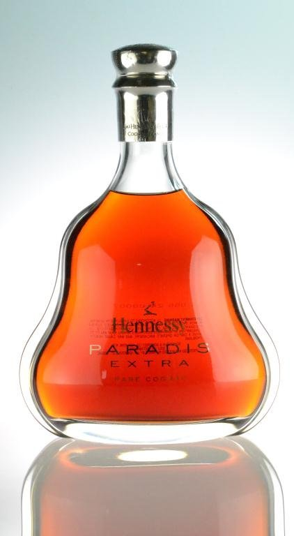 Richard Hennessy Paradis Extra Rare Cognac w/ Box - 3