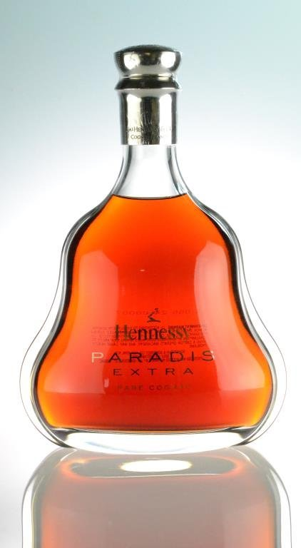 Richard Hennessy Paradis Extra Rare Cognac w/ Box - 5