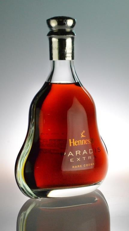 Richard Hennessy Paradis Extra Rare Cognac w/ Box - 6